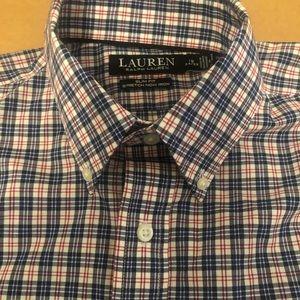 Ralph Lauren bottom down shirt